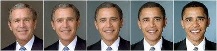 bush-obama-morphing